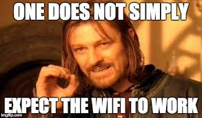 wifi not working 2
